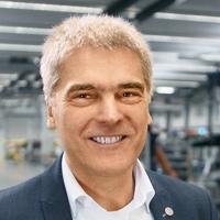 Edmund Bahr, Leiter Operations Werk Augsburg.